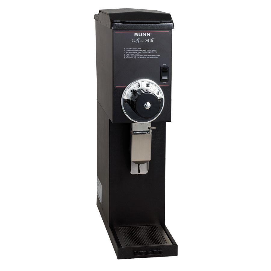 Bunn G3 HD BLK 3 lb. Bulk Coffee Grinder