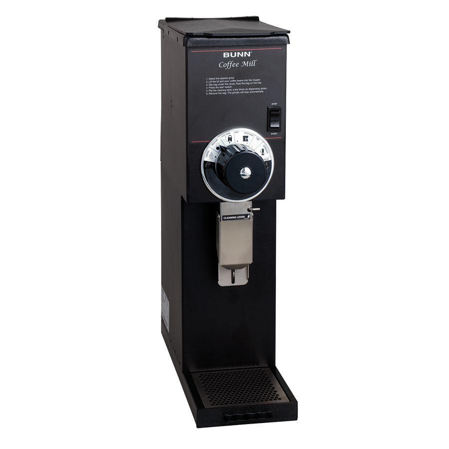Bunn G2 HD BLK 2 lb. Bulk Coffee Grinder