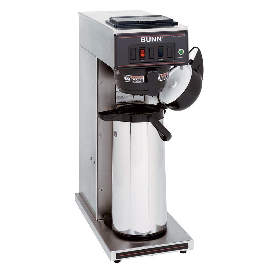 Bunn CWT15-APS Airpot Dispensed Coffee Brewer