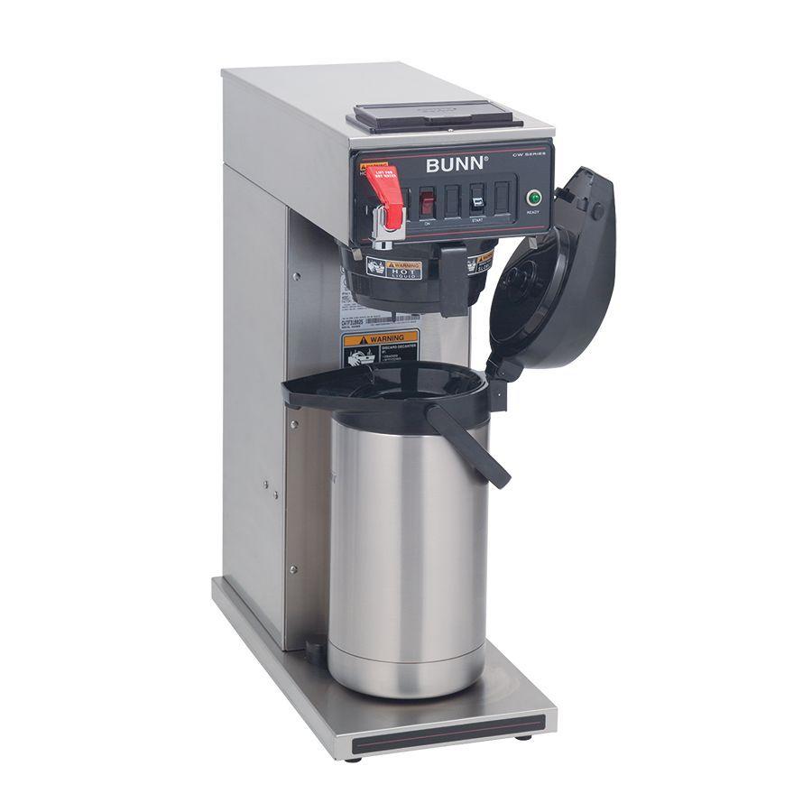 Bunn CWTF20-APS Airpot Dispensed Coffee Brewer
