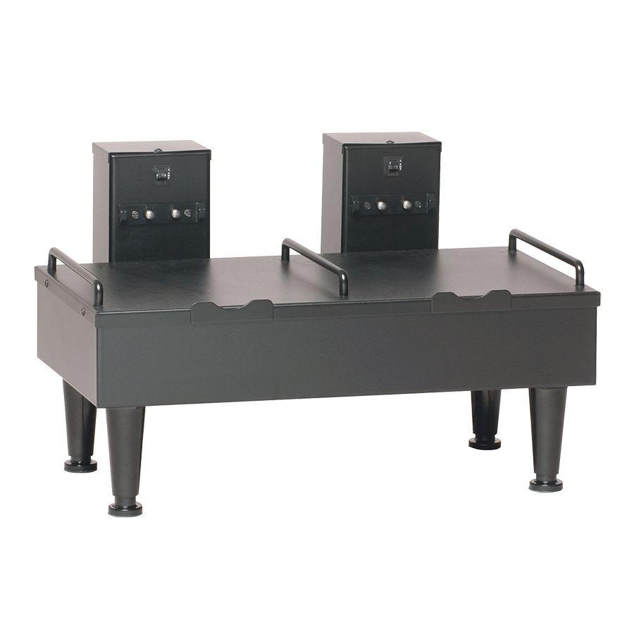 Bunn 2SH Soft Heat Stand Black 2 Soft Heat® Portable Server Docking System