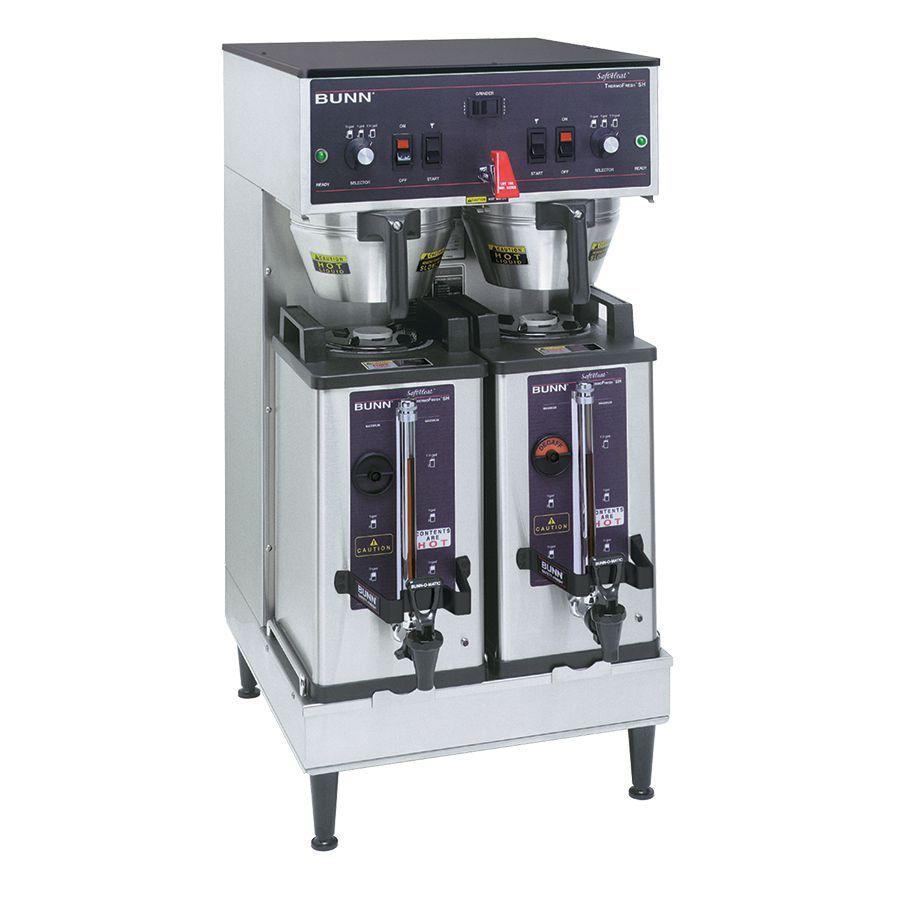 Bunn DUAL SH SST Dual Soft Heat® Brewer