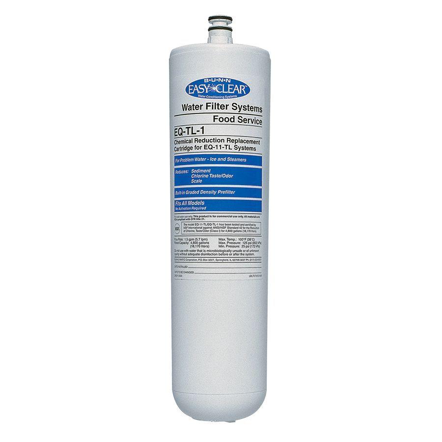 Bunn EQ-TL-1 Easy Clear Water Filter Cartridge