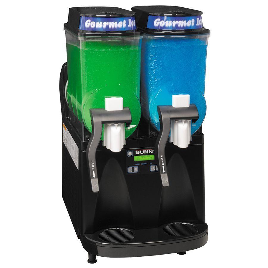 Bunn Ultra-2 HP Manual Fill Ultra™ Frozen Beverage System w/2 Hoppers