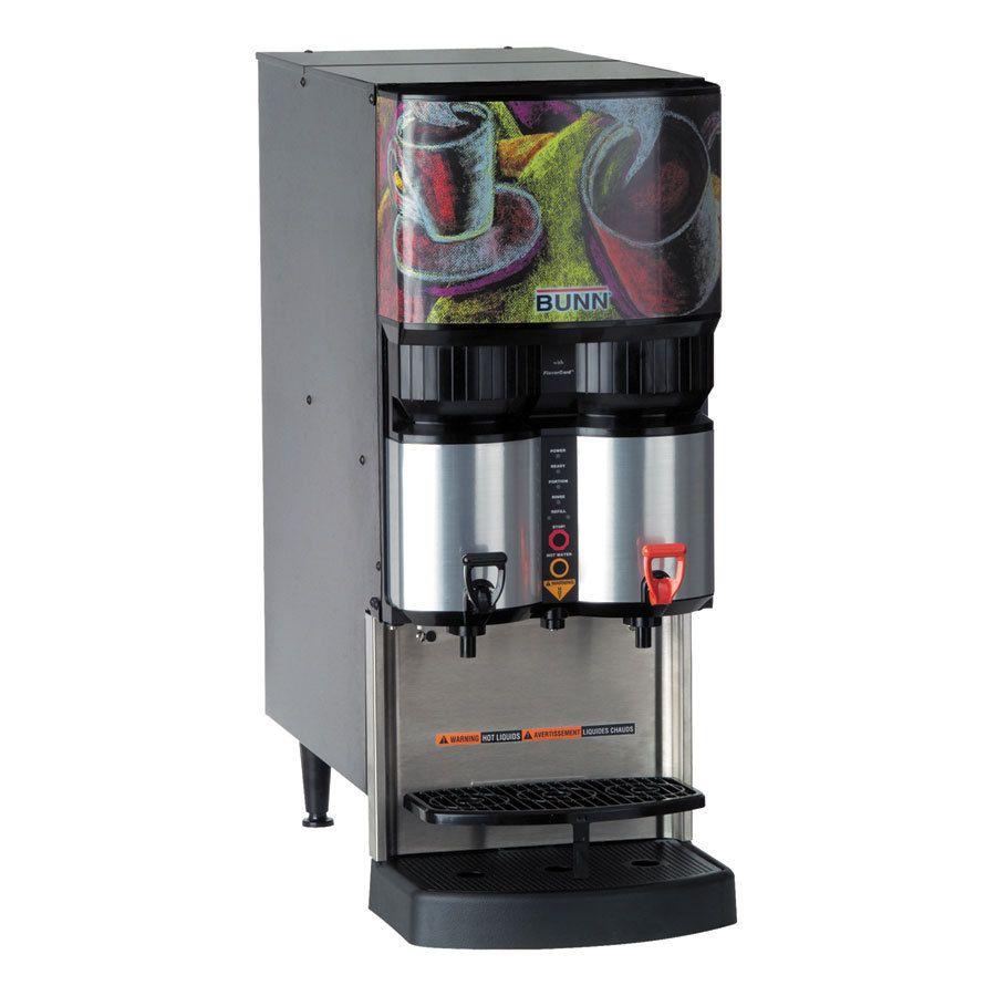 Bunn LCA-2 (w/LiquidBox QC/DII) 2 Product Liquid Coffee Ambient Dispense