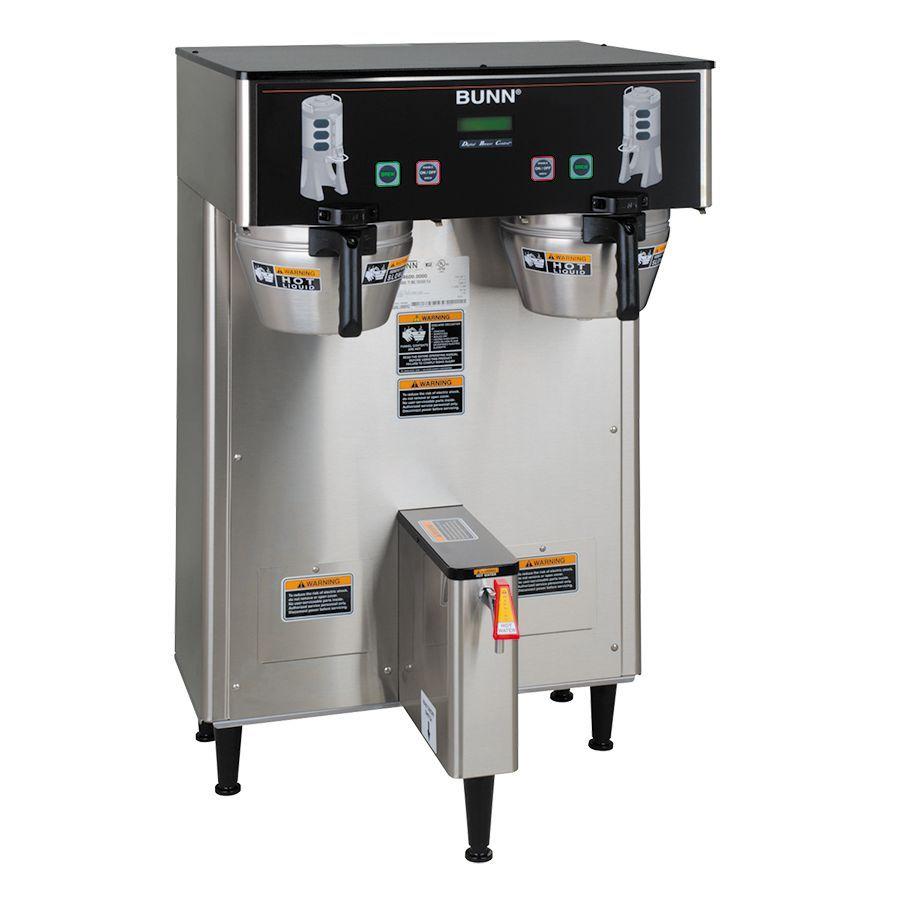Bunn DUAL TF DBC SST Dual BrewWISE® ThermoFresh® DBC® Brewer