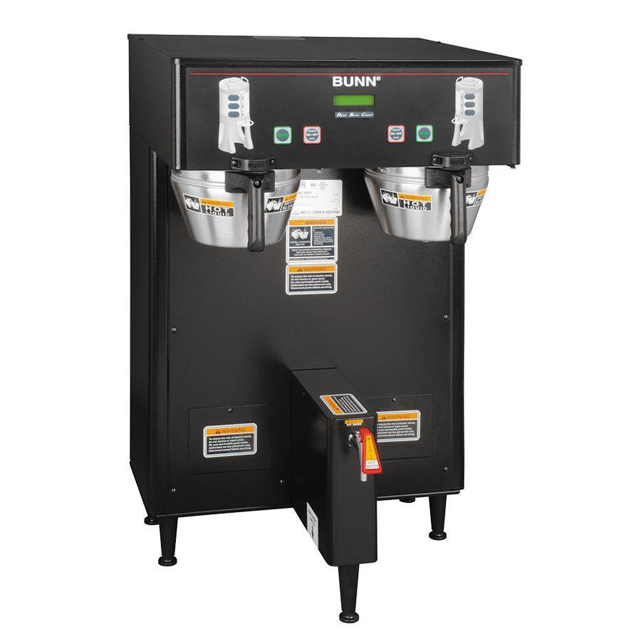 Bunn DUAL TF DBC BLK Dual BrewWISE® ThermoFresh® DBC® Brewer