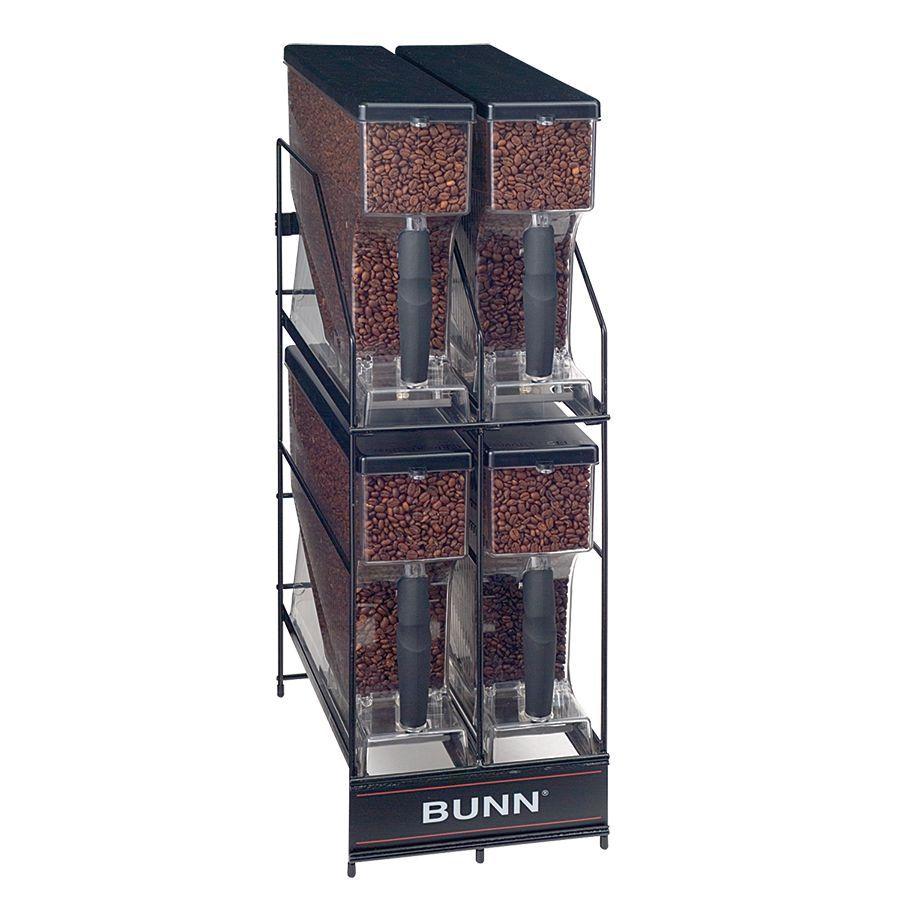 Bunn Hopper Rack, MHG 4 Position