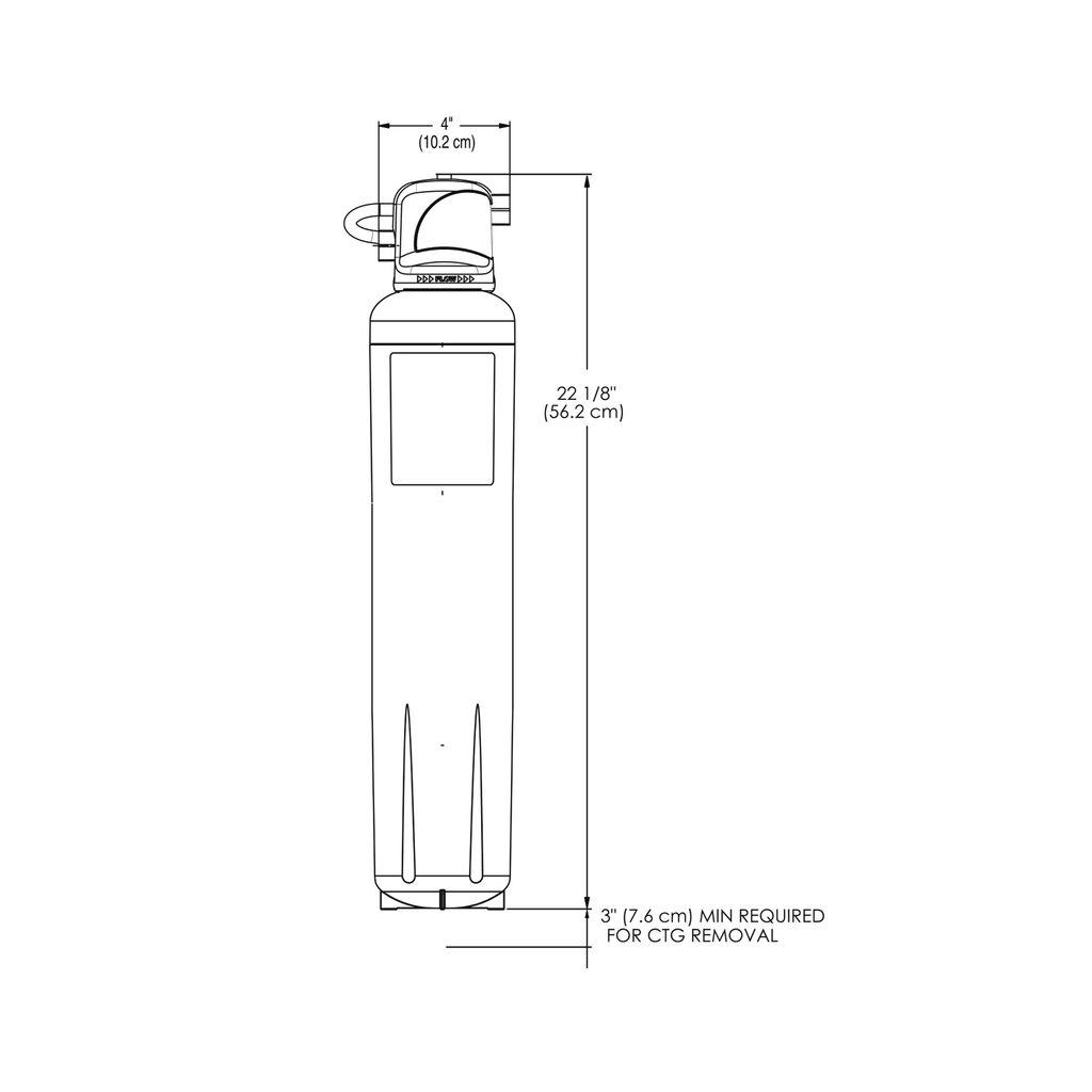 Bunn EQHP-TEA Water Filter System