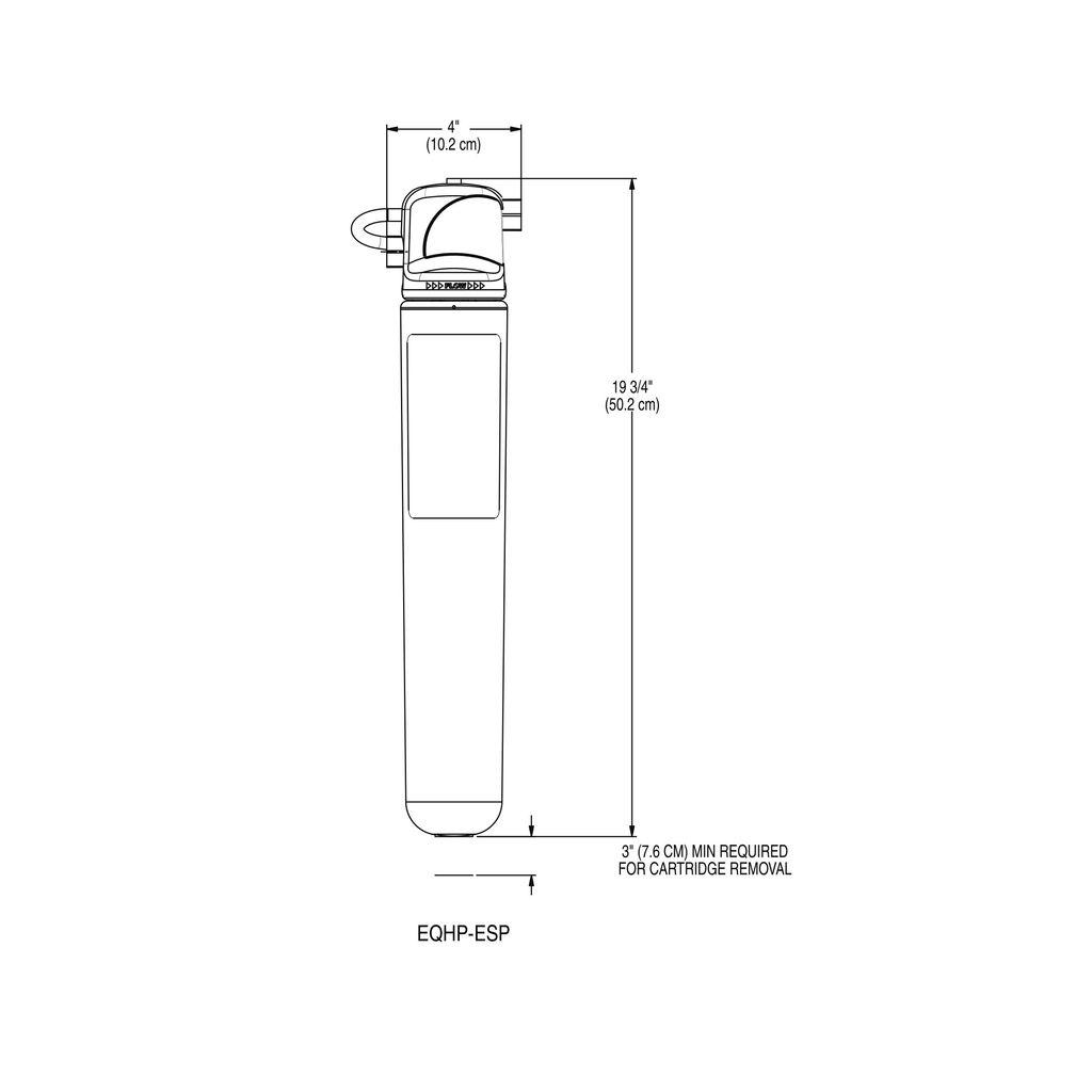 Bunn EQHP-ESP Water Filter System