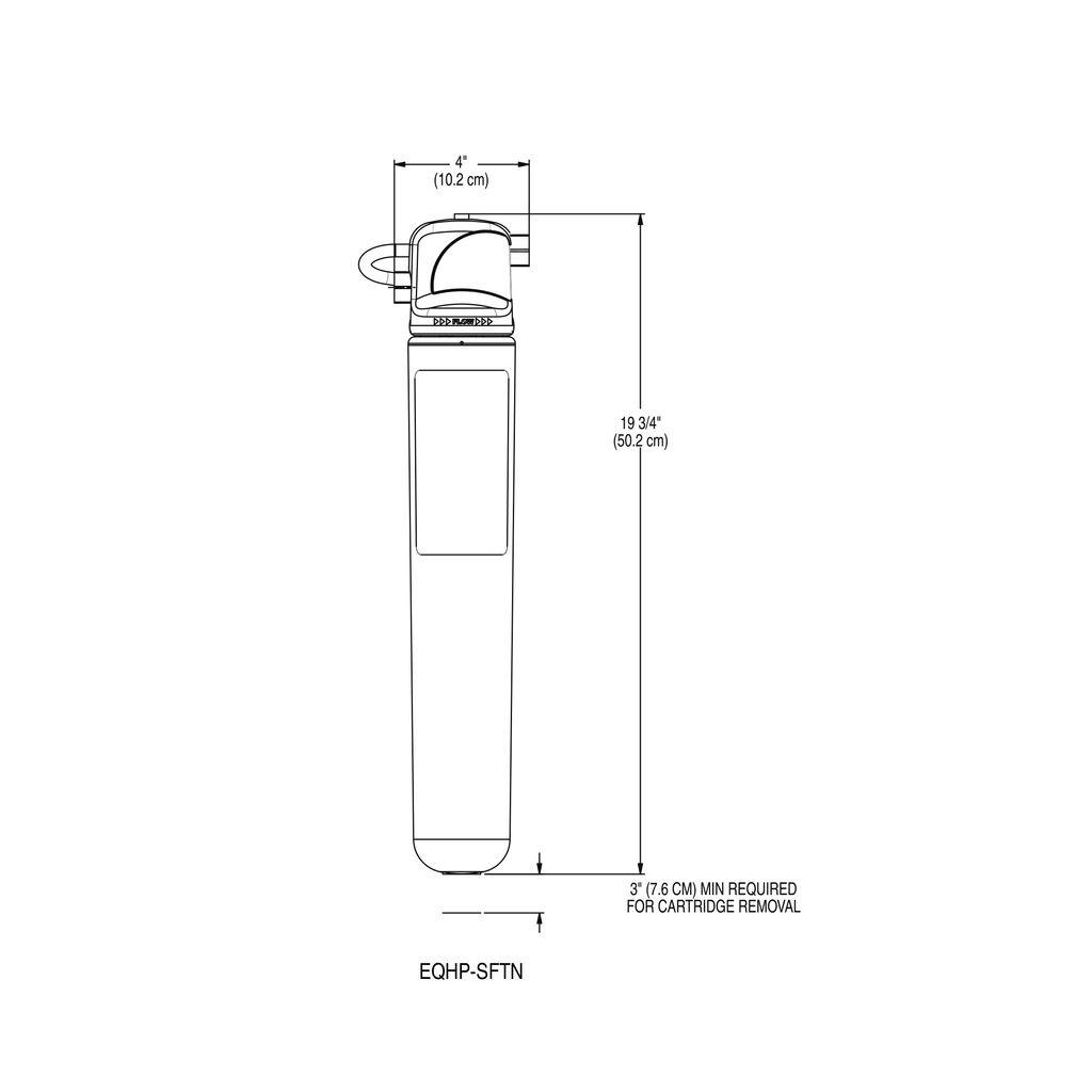Bunn EQHP-SFTN Water Filter System