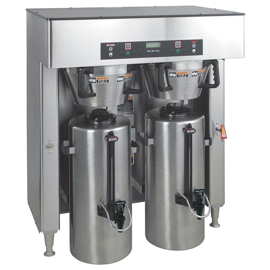 Bunn Titan Dual DBC Titan® DBC® Dual Brewer