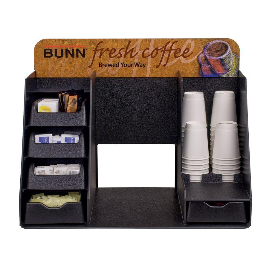 Bunn Merchandiser System w/Standard Header