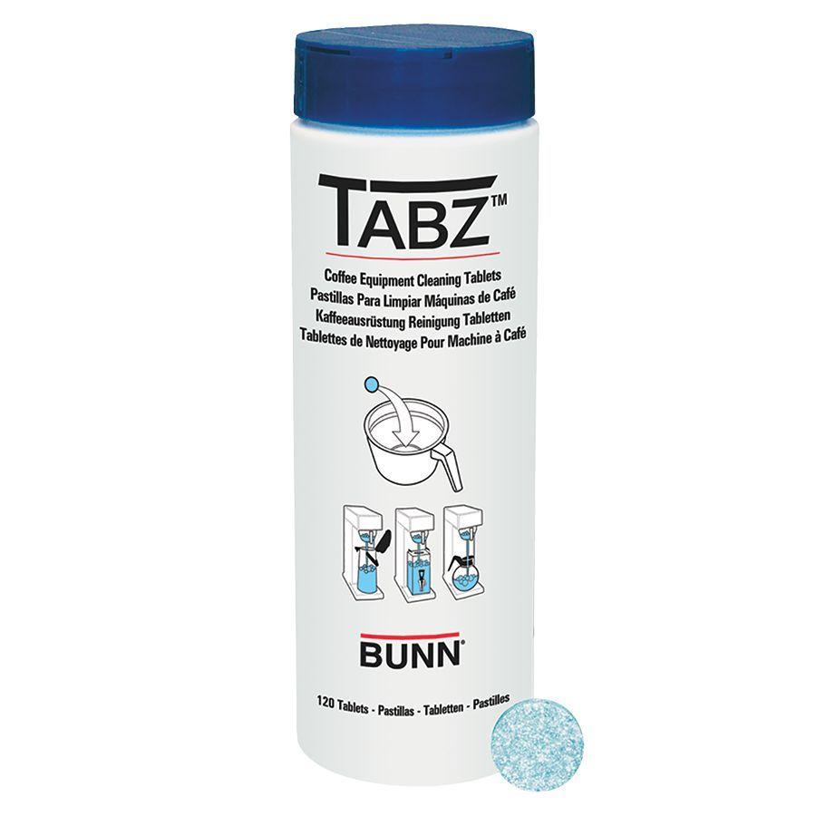 Bunn CLEANER, BREWER TABZ
