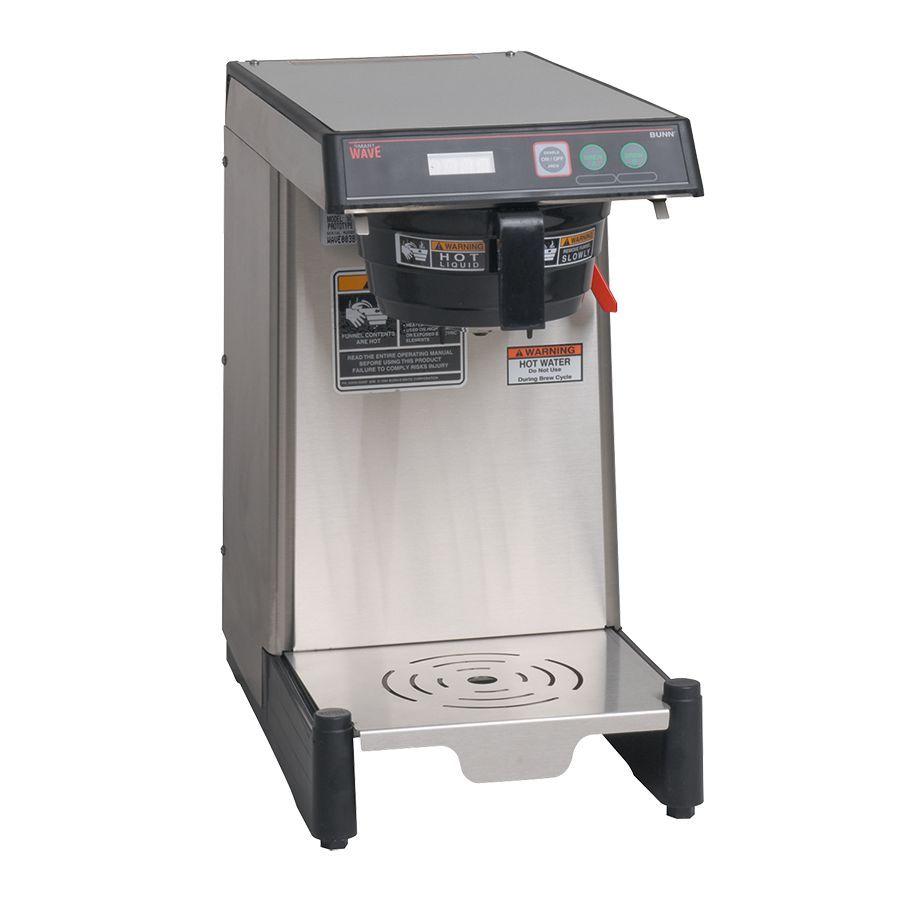 Bunn WAVE15-APS SmartWAVE® Low Profile Standard Thermal Server Coffee Brewer