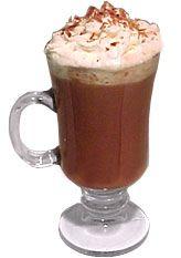 Corim Nonfat Chocolate Peanut Butter Cup Cappuccino Powdered Mix, 2 lb Bags, Case Of 6