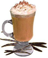 Corim Nonfat French Vanilla Cappuccino Powdered Mix, 2 lb Bags, Case Of 6
