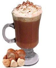 Corim Nonfat Hazelnut Cappuccino Powdered Mix, 2 lb Bags, Case Of 6