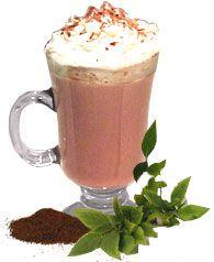 Corim Nonfat Irish Cream Cappuccino Powdered Mix, 2 lb Bags, Case Of 6