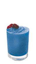 Corim Blue Raspberry Frozen Chillers Granita Mix, 2 lb Bags, Case Of 6