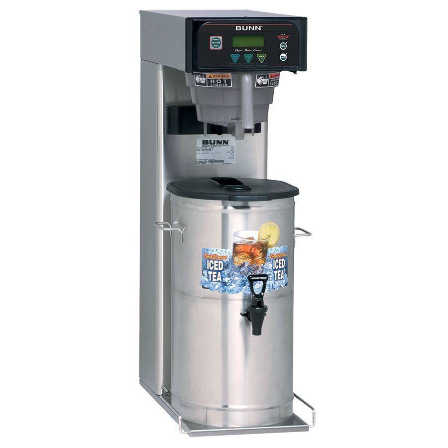 Bunn ITB-DBC Infusion Series® BrewWISE® DBC® Iced Tea Brewer