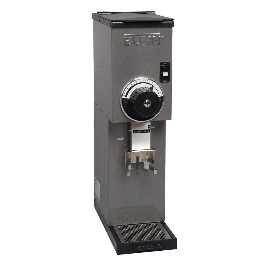 Bunn G2 trifecta® Silver 2 lb. Coffee Grinder