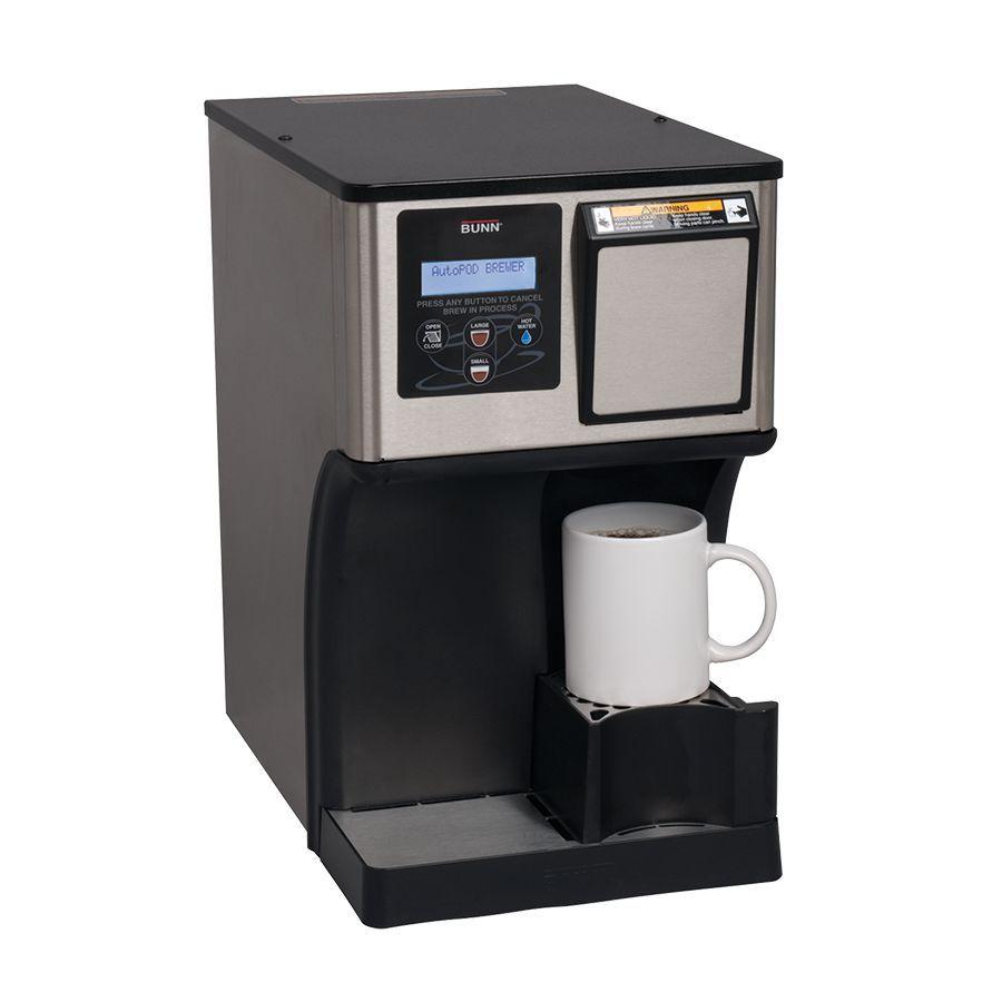 Bunn My Cafe AutoPOD My Café® AP AutoPOD® Auto Eject Pod Brewer