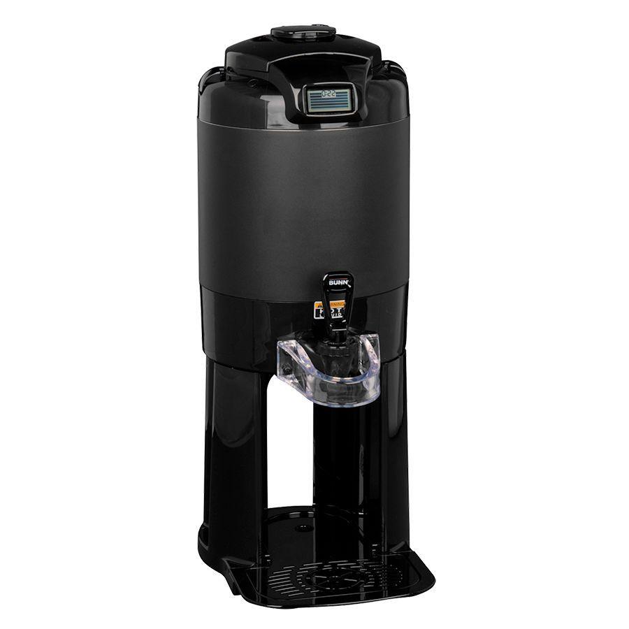 Bunn 1.5Gal (5.7L) ThermoFresh® Digital Sight Gauge Portable Server w/Base Black