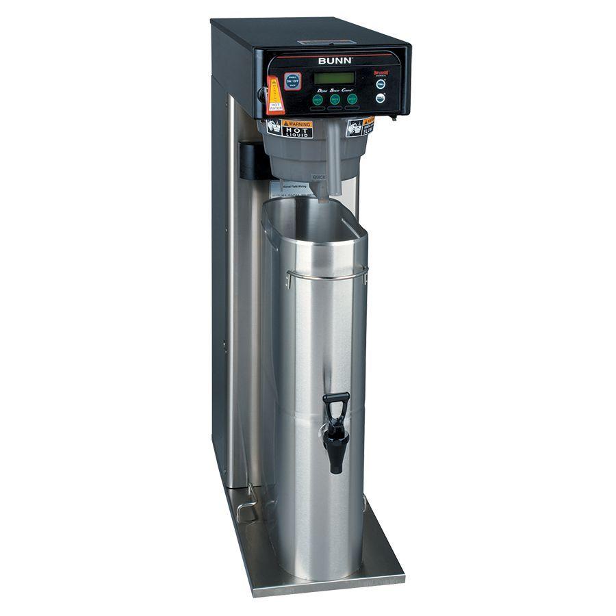 Bunn ITCB-DV-HV Infusion Series® High Vol BrewWISE® DBC® Dual Volt Tea&Coffee Brewer