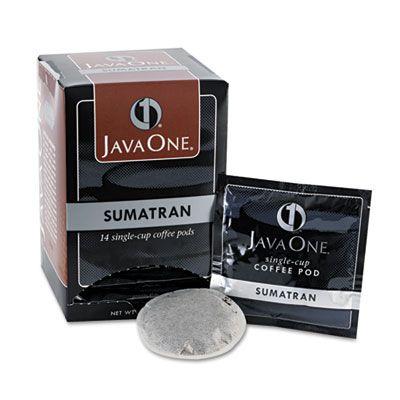 Java One Sumatran Coffee Pods