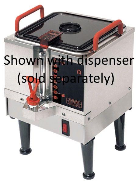 Newco GWT1 Warmer for G-15, G-25 & G-30 Satellite Dispensers