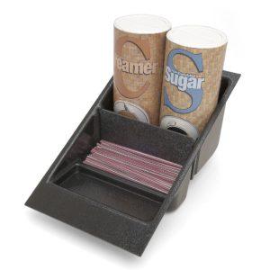 Grindmaster Condiment Holder For Airpot Rack