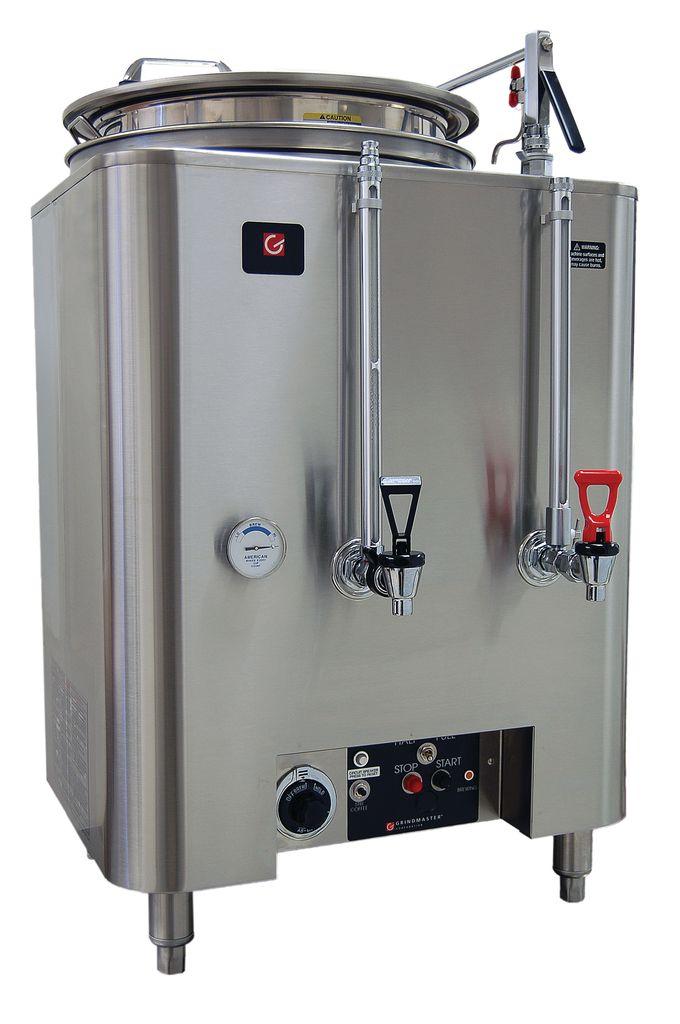 Grindmaster 8116E 6 Gallon Space Saver Urn Coffee Brewer