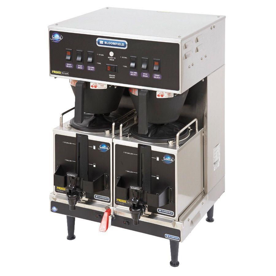 Bloomfield Twin Satellite Coffee Brewer