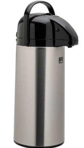Zojirushi 2.2L Push Button Airpot, Brushed Stainless Steel
