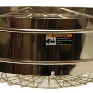 Grindmaster ABB810 10 Gallon Urn Brew Basket