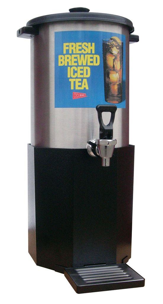 Cecilware B1/3 3 Gallon Iced Tea Dispenser With Base