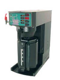 Newco B350-0 Barista Digital Automatic Thermal Carafe Coffee Brewer 240V