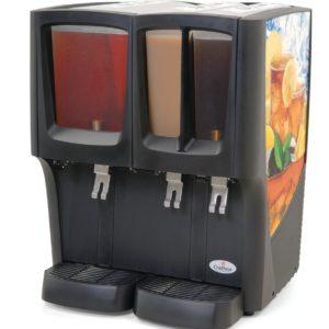 Crathco G-Cool C-3D-16, Focus Flavor Three Bowl Premix Cold Beverage Dispenser