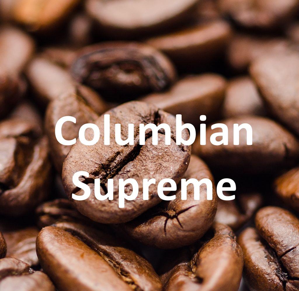 Corim Colombian Supreme Whole Bean Coffee, 1 lb Bag