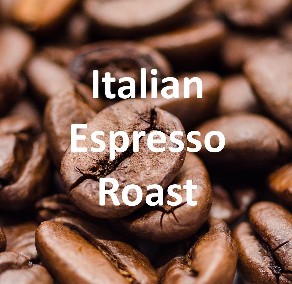 Corim Italian Espresso Roast Whole Bean Coffee, 1 lb Bag