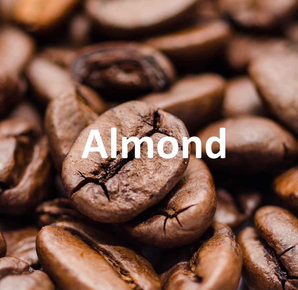 Corim Almond Flavored Whole Bean Coffee, 5 lb Bag