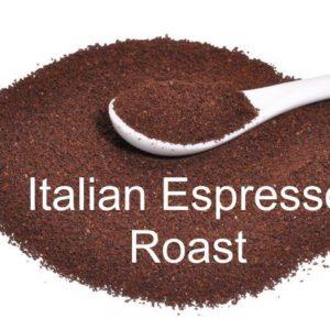 Corim Italian Espresso Roast Ground Coffee, 1 lb Bag