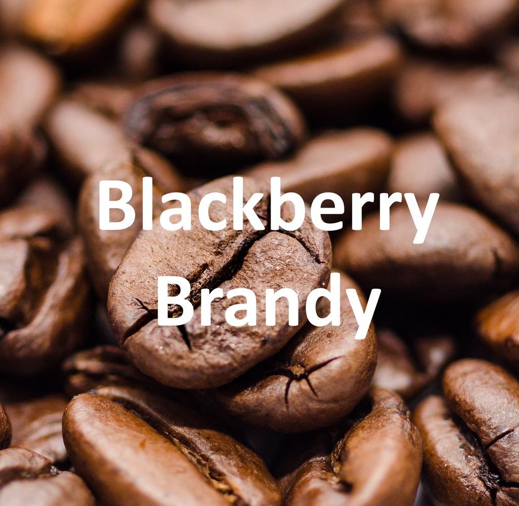 Corim Blackberry Brandy Flavored Whole Bean Coffee, 5 lb Bag