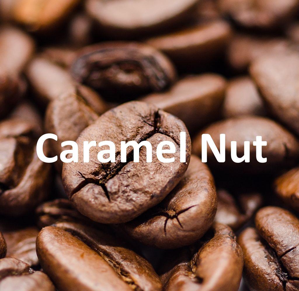 Corim Caramel Nut Flavored Whole Bean Coffee, 5 lb Bag