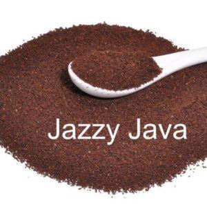 Corim Jazzy Java Flavored Ground Coffee, 1 lb Bag