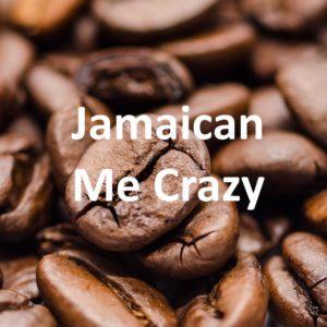 Corim Jamaican Me Crazy Flavored Whole Bean Coffee, 5 lb Bag
