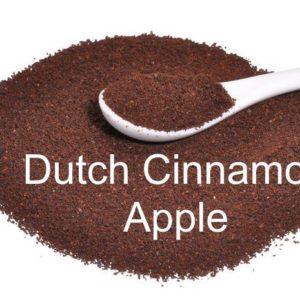 Corim Dutch Cinnamon Apple Flavored Ground Coffee, 5 lb Bag