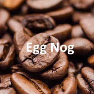 Corim Egg Nog Flavored Whole Bean Coffee, 5 lb Bag