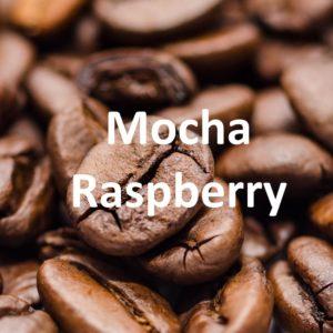 Corim Mocha Raspberry Flavored Whole Bean Coffee, 5 lb Bag